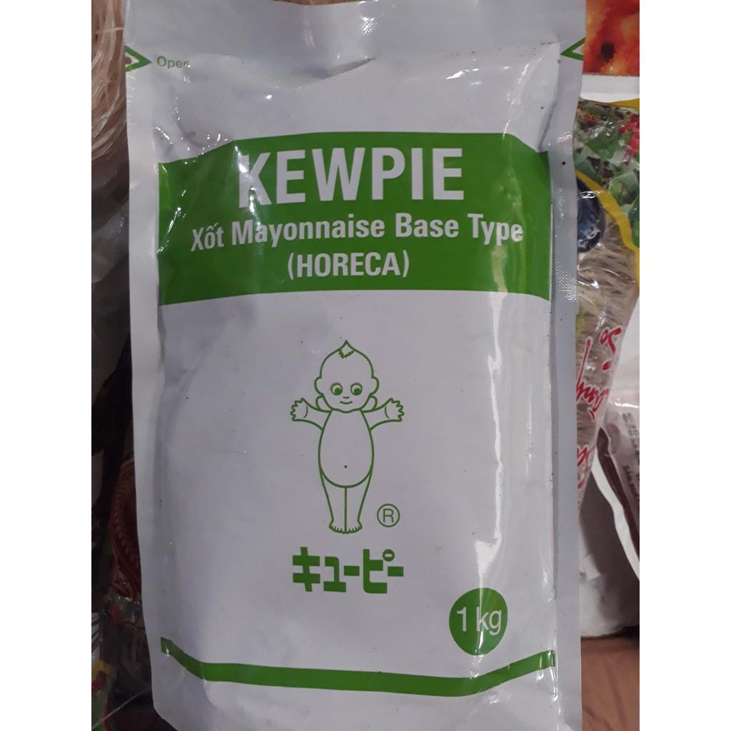 XỐT MAYONNAISE BASE TYPE (HORECA) KEWPIE (GÓI 1 KG)