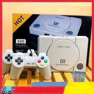 Tuổi Thơ Dữ Dội Máy Chơi Game 4 Nút GameStation 600 Trò Chơi Huyền Thoại Contra, Mario, Ninja Rùa, Tank Xe Tăng vv thumbnail