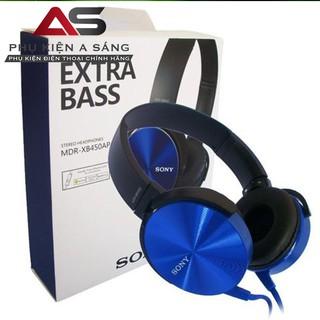 [Mã ELFLASH5 giảm 20K đơn 50K] Tai nghe chụp XB450 siêu bass siêu trầm cao cấp