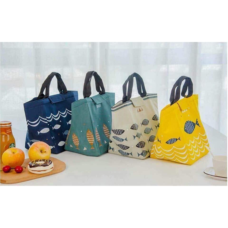 Túi đựng đồ tiện ích có giữ nhiệt giữ đồ ăn tươi ngon