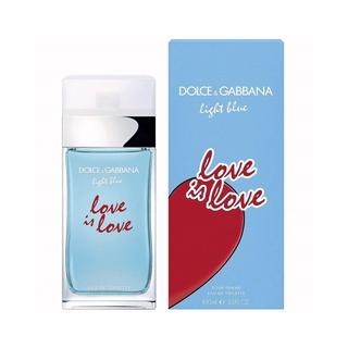 Nước Hoa Nữ Dolce & Gabbana Light Blue Love Is Love EDT - Scent of Perfumes thumbnail