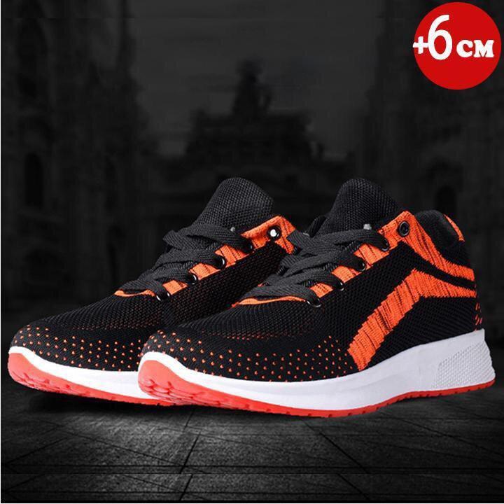 [ Xả kho ] Giày Sneaker Nam Cao 6cm SP601 TINTO