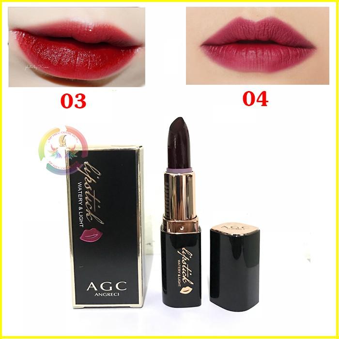 Son môi AGC màu 04 - 10015411 , 578634376 , 322_578634376 , 70000 , Son-moi-AGC-mau-04-322_578634376 , shopee.vn , Son môi AGC màu 04
