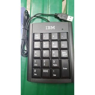 Bàn phím số IBM dùng cho kế toán, kết nối cổng usb thumbnail