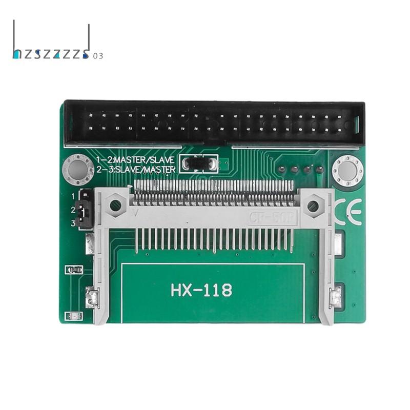 Bộ Chuyển Đổi Cf '3.5-Inch Ide Card Hỗ Trợ Ddr40-Pin