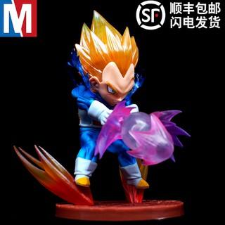 mô hình đồ chơi nhân vật trong phim hoạt hình dragon ball