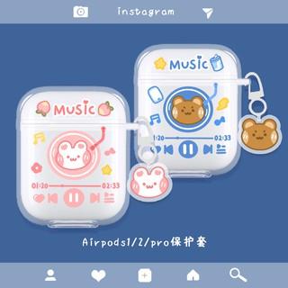 Case airpods 1 2 PRO IN10 in hình dễ thương thumbnail