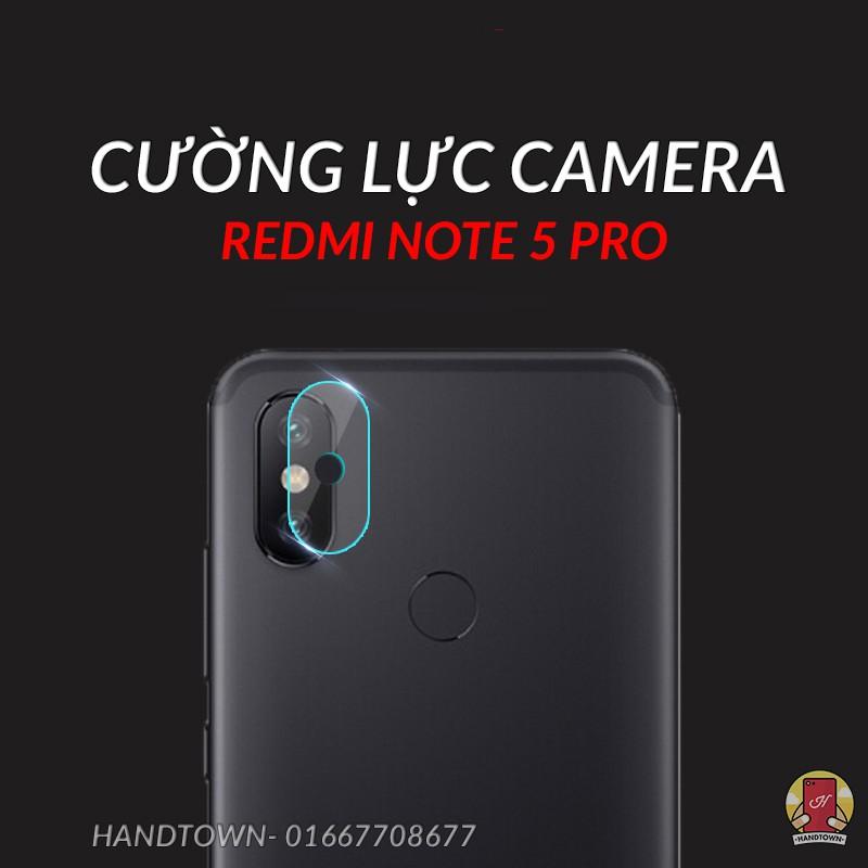 Cường lực Camera dành cho Xiaomi Redmi Note 6 Pro