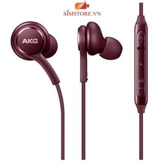 [Mã ELFLASH5 giảm 20K đơn 50K] Tai nghe Sungsung AKG , tai nghe nhet tai 3.5mm , Simstore