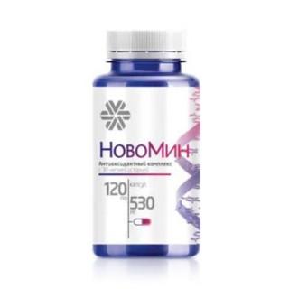 Thực phẩm bảo vệ sức khỏe Siberi Novomin 120 viên Date T2 2023 thumbnail
