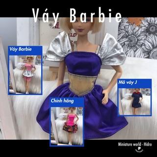 Váy búp bê Barbie chính hãng. Mã váy j
