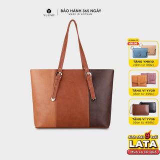 Túi xách tay nữ thời trang YUUMY YTX2 nhiều màu