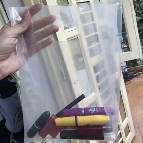 túi nilong trong suốt hàng loại 1 size 40x60cm