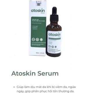Serum ATOSKIN - Hỗ trợ cho người viêm da cơ địa không chứa Corticoid