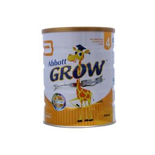 Sữa Abbott Grow 4 hương Vani 1.7kg thumbnail