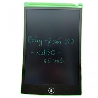 Bảng Vẽ, Viết Điện Tử Tự Xóa LCD 8.5 Inch 1 Đổi 1 Trong 3 Tháng (Tặng Kèm Bút Cảm Ứng)