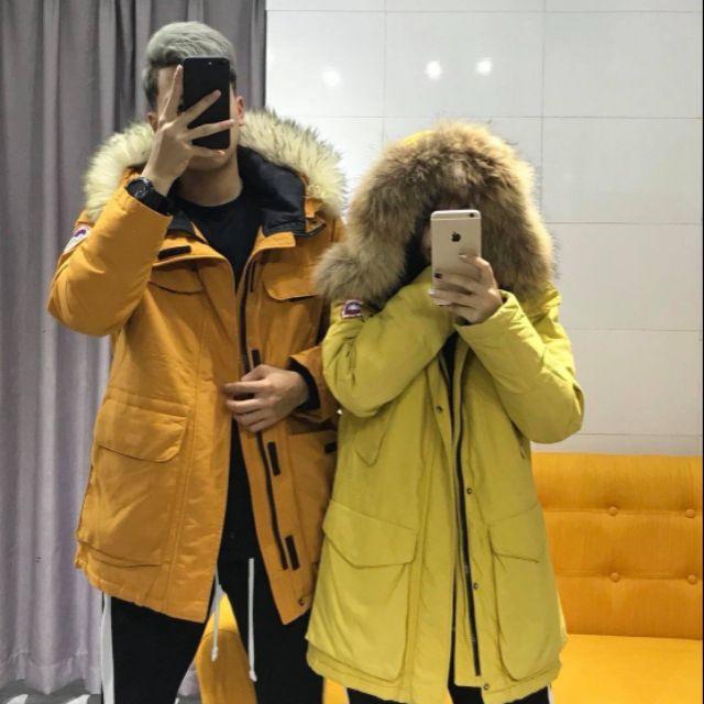 Áo khoác đôi