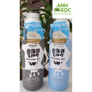 [ GIÁ CỰC TỐT ] Sữa tắm Beauty Buffet Hokkaido Milk/ Sữa tắm con bò nhập khẩu chính hãng Thái Lan/ Freeship 50k