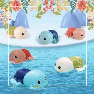 Rùa bơi – đồ chơi phòng tắm cho bé cực kute
