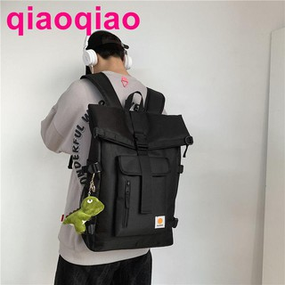 Large-capacity backpack men's fashion trendy cool dead fly travel personality le