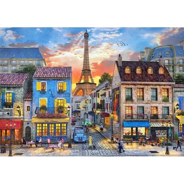 "Tranh ghép hình Castorland 500 miếng ""Streets of Paris"""