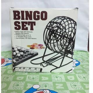 Vòng Quay Bingo Set