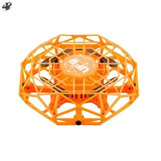LL Mini Drones 360 Degree Rotating Smart UFO Infrared Sensor for Kids Flying Toys Gift @VN