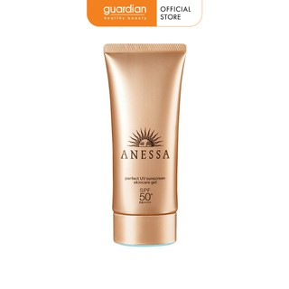 [Mã GUARBF25 giảm 25K đơn 159K] Gel Chô ng Nă ng Anessa Anessa Perfect UV Sunscreen Skincare Gel Spf50+ Pa++++ (90g) thumbnail