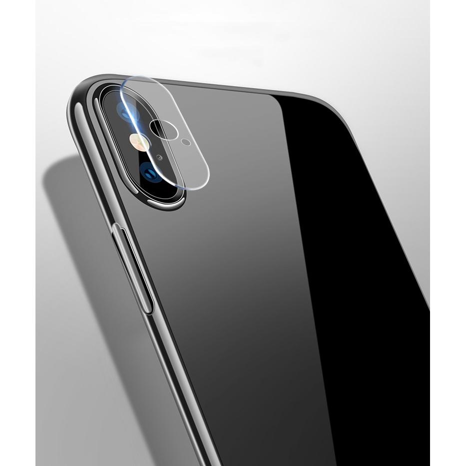 Kính cường lực bảo vệ cho ống kính camera sau cho iPhone XSmax XR XS X 7 7Plus 8 8PlUS