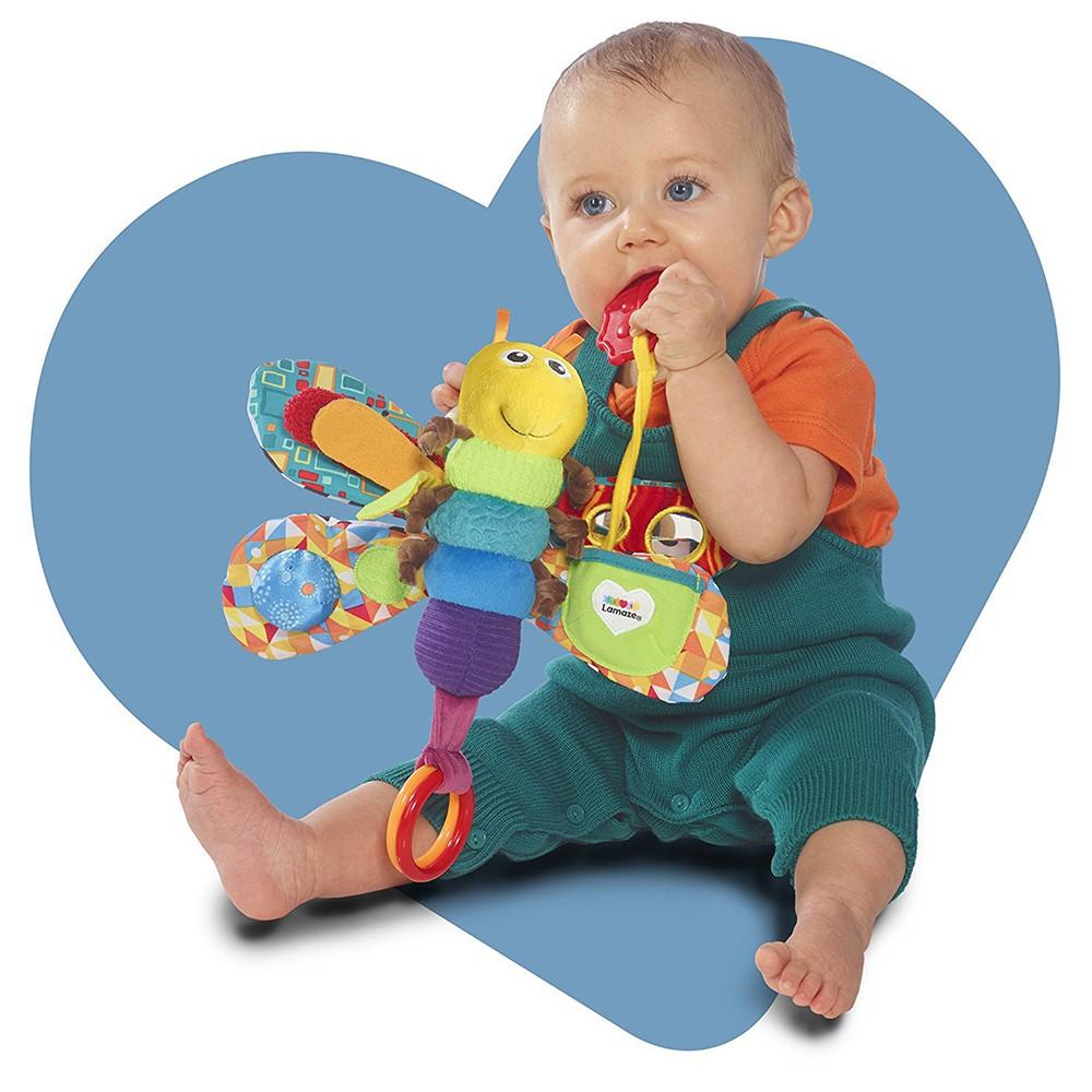Đồ chơi trẻ em hình đom đóm đáng yêu xinh xắn HN