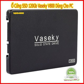 Ổ Cứng SSD 120Gb Vaseky V800 Dùng Cho PC, Laptop Bảo Hành 3 Năm thumbnail