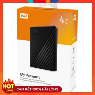 Ổ cứng di động Western my passport 4TB USB 3.0