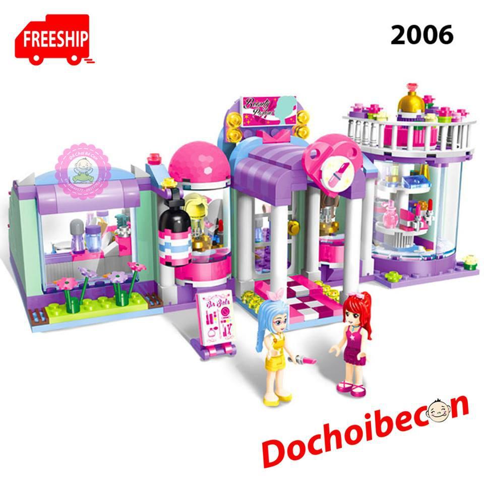 Lego Enlighten 2006 - Cửa hàng mỹ phẩm - 487 chi tiết - 2453942 , 1161293810 , 322_1161293810 , 500000 , Lego-Enlighten-2006-Cua-hang-my-pham-487-chi-tiet-322_1161293810 , shopee.vn , Lego Enlighten 2006 - Cửa hàng mỹ phẩm - 487 chi tiết