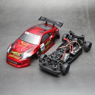 Xe Drift RC 1/18 (Ready set)