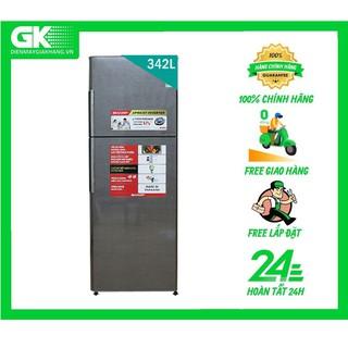 X346E DS - Tủ lạnh Sharp Inverter 315 lít SJ-X346E-DS