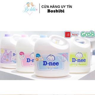 Nước giặt Dnee Thái Lan 3000ml - Chính hãng Công Ty Đại Thịnh thumbnail