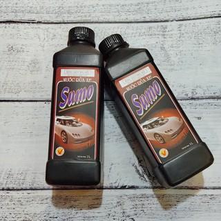 Dung dịch rửa xe - Nước rửa xe Sumo làm bóng màu sơn dàn áo , phủ bóng và bảo vệ màu sơn xe