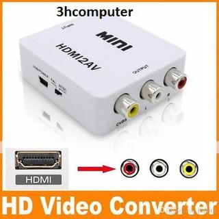 Thiết bị chuyển đổi HDMI sang AV Full HD 1080p (Trắng).