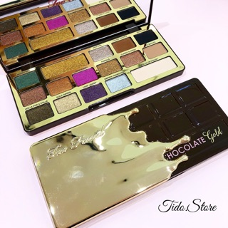 TOO FACED - Bảng Mắt Chocolate Gold [FULLBOX] thumbnail