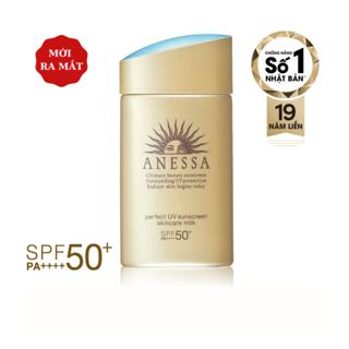 """Sữa chống nắng dưỡng da bảo vệ hoàn hảo Anessa Perfect UV Sunscreen Skincare Milk 60ml _16152 giá chỉ còn <strong class=""""price"""">50.900.000.000đ</strong>"""