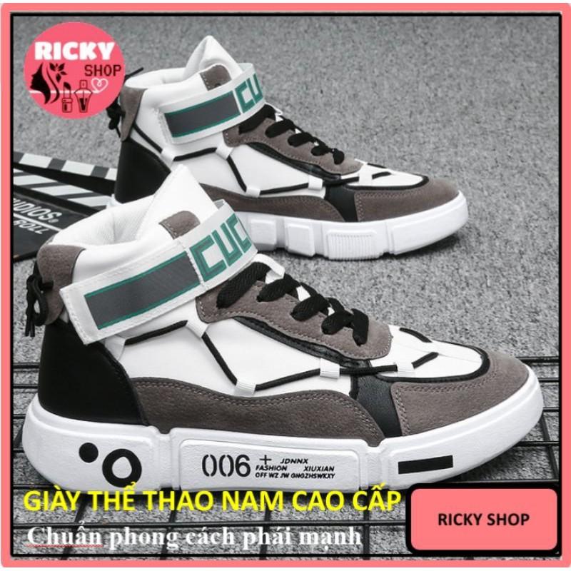 [GIÀY NAM] Giày Thể Thao Nam Cao Cấp +006 FULLBOX SNEAKER Nam - Phong Cách Trẻ Trung Năng Động