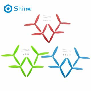 Shin3MJX Bugs 3 PRO B3 PRO HS700 Brushless Quadcopter Upgrade Accessories Drone 3-bladed Propeller