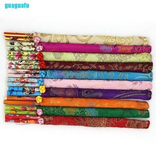 【guaguafu】10 Pairs Classic Design Chinese Chopsticks Wedding Gift Present Dinner Set