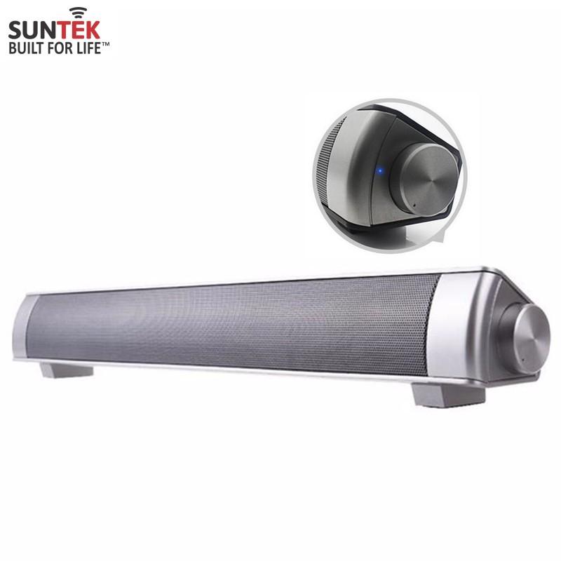 Loa Bluetooth SUNTEK V361 - Bạc