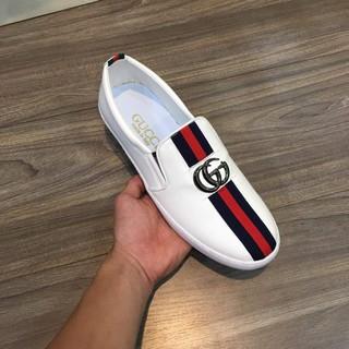 [ vip 666 ] Giày slip on cao cấp Gucci