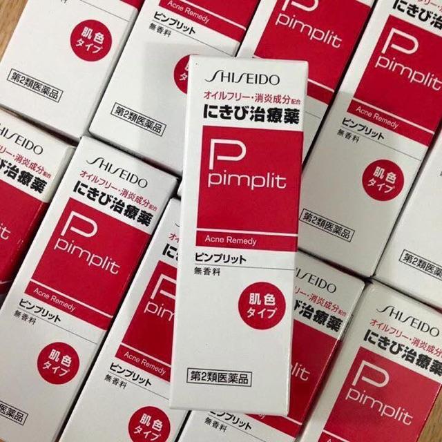 Kem trị mụn Pimlit Nhật Bản