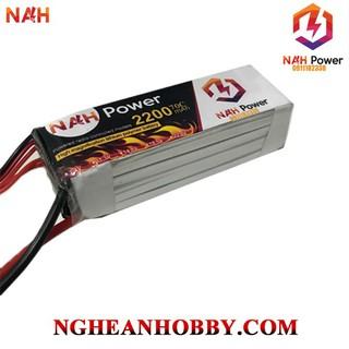Pin Lipo 4S 14.8V 2200mAh 70C