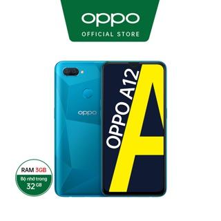 """Điện Thoại OPPO A12 (3GB/32GB) - Hàng Chính Hãng giá chỉ còn <strong class=""""price"""">243.000.000.000đ</strong>"""