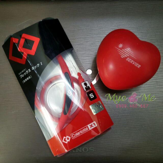 Vòng điều hòa huyết áp Colantotte màu đỏ size S