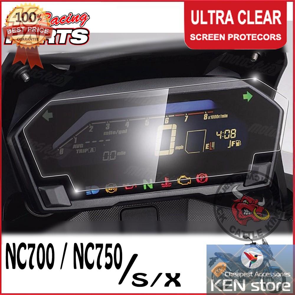 Bộ miếng dán cường lực bảo vệ mặt đồng hồ cho xe Honda NC750 NC750S NC750X NC700 SX NC700S NC700X